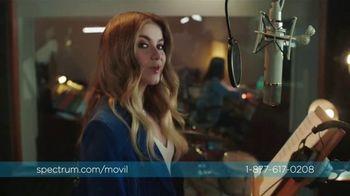 Spectrum Mobile TV Spot, 'Mobileando: Backstage' con Sofía Reyes [Spanish] - 27 commercial airings