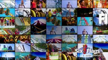 Six Flags Magic Mountain TV Spot, 'Find Your Thrill: Full Throttle: Save $25' - Thumbnail 1