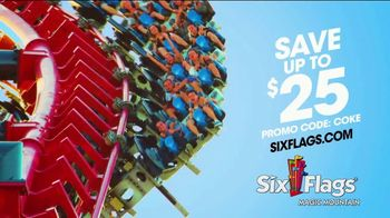 Six Flags Magic Mountain TV Spot, 'Find Your Thrill: Full Throttle: Save $25' - Thumbnail 6