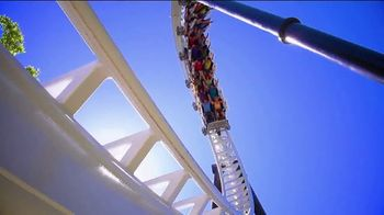 Six Flags Magic Mountain TV Spot, 'Find Your Thrill: Full Throttle: Save $25' - Thumbnail 3
