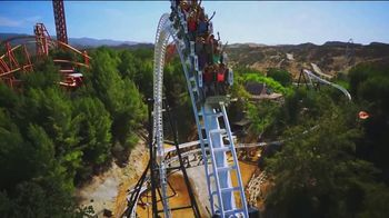 Six Flags Magic Mountain TV Spot, 'Find Your Thrill: Full Throttle: Save $25' - Thumbnail 4