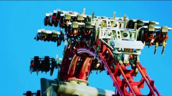 Six Flags Magic Mountain TV Spot, 'Find Your Thrill: Full Throttle: Save $25' - Thumbnail 5