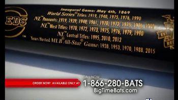 Big Time Bats Cincinnati Red Stockings 150th Anniversary Louisville Slugger TV Spot, 'First Game' - Thumbnail 6