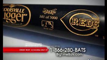 Big Time Bats Cincinnati Red Stockings 150th Anniversary Louisville Slugger TV Spot, 'First Game' - Thumbnail 7