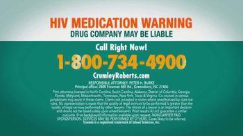 Crumley Roberts TV Spot, 'HIV Medication Warning' - Thumbnail 8