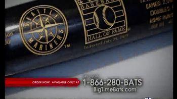 Big Time Bats Edgar Martinez Hall of Fame Art Bat TV Spot, 'Limited Collection' - Thumbnail 1