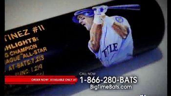 Big Time Bats Edgar Martinez Hall of Fame Art Bat TV Spot, 'Limited Collection' - Thumbnail 5