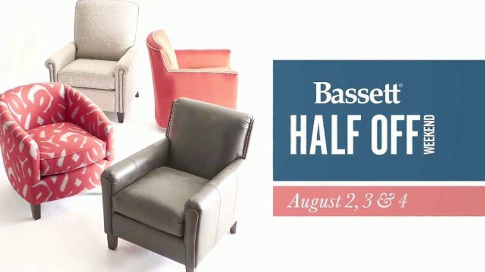 Bassett Accent Chairs 1132.Bassett Tv Commercials Ispot Tv