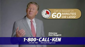 Kenneth S. Nugent: Attorneys at Law TV Spot, 'E-Sign Program: 60 Minutes or Less'