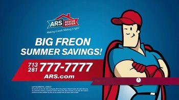 ARS Rescue Rooter TV Spot, 'Big Freon Summer Savings' - Thumbnail 10