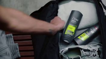 Dove Men+Care SportCare TV Spot, 'Rehydrate and Strengthen' - Thumbnail 1