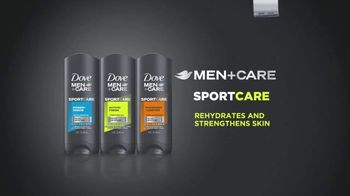 Dove Men+Care SportCare TV Spot, 'Rehydrate and Strengthen' - Thumbnail 7