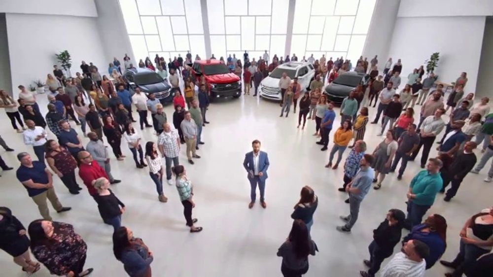 Chevrolet TV Commercial, 'J.D. Power Quality Awards ...