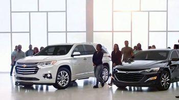 Chevrolet TV Spot, 'J.D. Power Quality Awards: Packed House' [T1] - Thumbnail 3