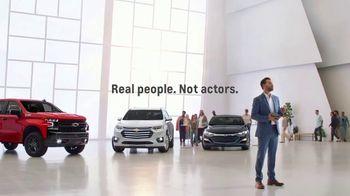 Chevrolet TV Spot, 'J.D. Power Quality Awards: Packed House' [T1] - 13063 commercial airings