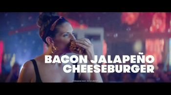 Wendy's Baconfest TV Spot, 'Party: Free Junior Bacon Cheeseburger' - Thumbnail 5