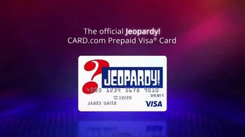 Card.com TV Spot, 'Jeopardy'