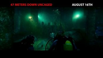47 Meters Down: Uncaged - Alternate Trailer 3