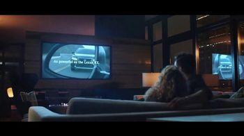 2019 Lexus RX 350 TV Spot, 'Attention' [T2] - 6169 commercial airings