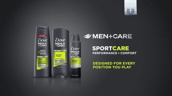 Dove Men+Care SportCare TV Spot, 'For Every Position You Play' - Thumbnail 7