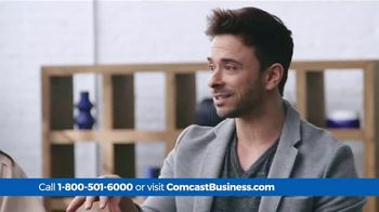 Comcast Business TV Spot, 'Not Done Yet: 75 Mbps for $59.95' - Thumbnail 8
