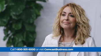 Comcast Business TV Spot, 'Not Done Yet: 75 Mbps for $59.95' - Thumbnail 1