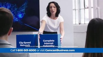 Comcast Business TV Spot, 'Not Done Yet: 75 Mbps for $59.95' - Thumbnail 2