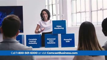Comcast Business TV Spot, 'Not Done Yet: 75 Mbps for $59.95' - Thumbnail 5