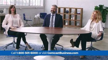 Comcast Business TV Spot, 'Not Done Yet: 75 Mbps for $59.95' - Thumbnail 6