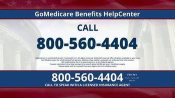 GoMedicare Benefits HelpCenter TV Spot, 'May Qualify for SSI Rebate' - Thumbnail 9
