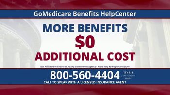 GoMedicare Benefits HelpCenter TV Spot, 'May Qualify for SSI Rebate'