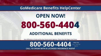 GoMedicare Benefits HelpCenter TV Spot, 'May Qualify for SSI Rebate' - Thumbnail 2