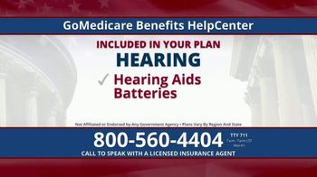 GoMedicare Benefits HelpCenter TV Spot, 'May Qualify for SSI Rebate' - Thumbnail 4