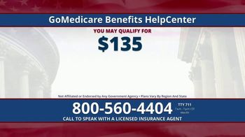 GoMedicare Benefits HelpCenter TV Spot, 'May Qualify for SSI Rebate' - Thumbnail 5