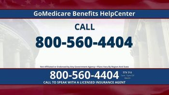 GoMedicare Benefits HelpCenter TV Spot, 'May Qualify for SSI Rebate' - Thumbnail 6