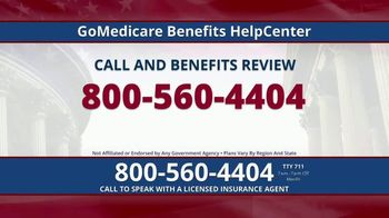 GoMedicare Benefits HelpCenter TV Spot, 'May Qualify for SSI Rebate' - Thumbnail 7