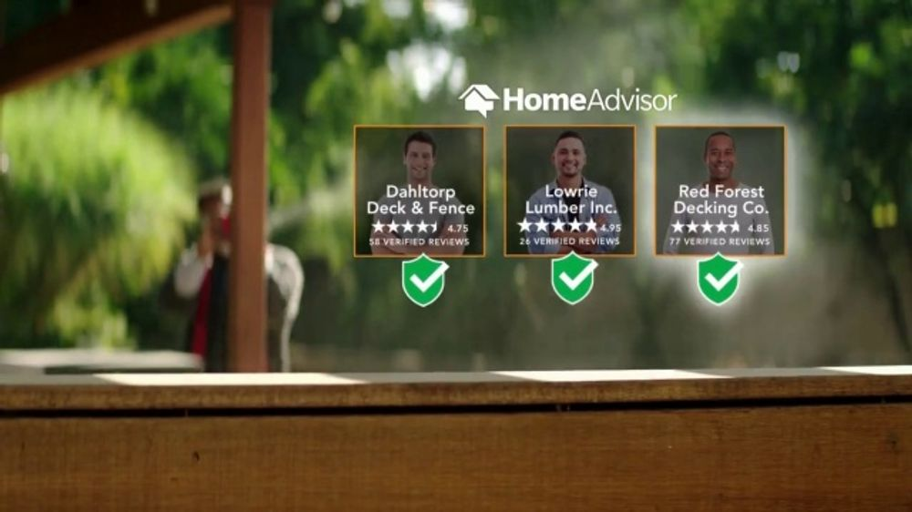 HomeAdvisor TV Commercial, 'For Every Project News Hour'