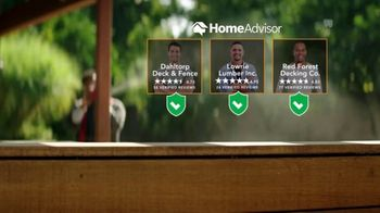 HomeAdvisor TV Spot, 'For Every Project News Hour' - Thumbnail 3