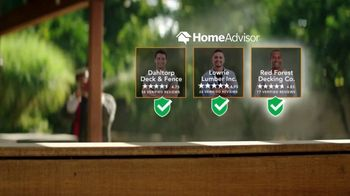 HomeAdvisor TV Spot, 'For Every Project News Hour'