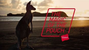 Hanes Comfort Flex Fit TV Spot, 'Magic of the Pouch: Free Boxer Brief' - Thumbnail 2