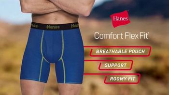Hanes Comfort Flex Fit TV Spot, 'Magic of the Pouch: Free Boxer Brief' - Thumbnail 5