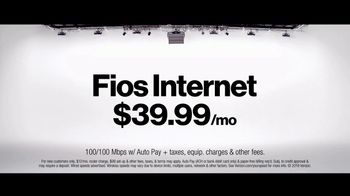 Fios by Verizon TV Spot, 'Alissa and Aleah + Youtube TV' - Thumbnail 9