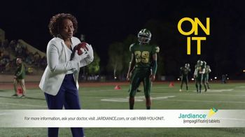 Jardiance TV Spot, \'Audrey Is on It: Marching Band\'