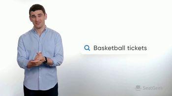 SeatGeek TV Spot, 'Jack's Guarantee: Basketball Tickets: $20 Off' - Thumbnail 4