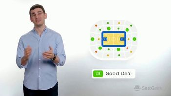 SeatGeek TV Spot, 'Jack's Guarantee: Basketball Tickets: $20 Off'