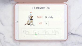 The Farmer's Dog TV Spot, 'Personalized Portions' - Thumbnail 3