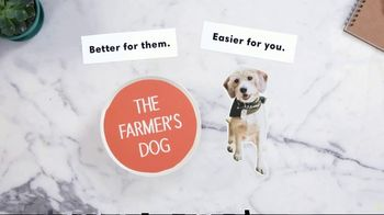 The Farmer's Dog TV Spot, 'Personalized Portions'