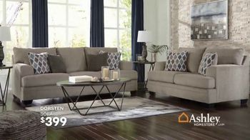 Ashley HomeStore End of Summer Sale TV Spot, 'Sofas and Dining Sets' Song by Midnight Riot - Thumbnail 5