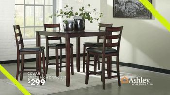 Ashley HomeStore End of Summer Sale TV Spot, 'Sofas and Dining Sets' Song by Midnight Riot - Thumbnail 6