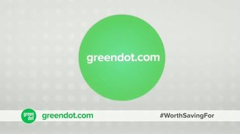 Green Dot Unlimited Cash Back Bank Account TV Spot, 'Unlimited Bonuses' - Thumbnail 2
